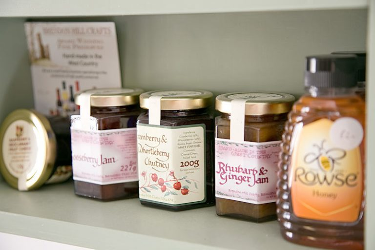 Jams and Chutneys made in Barnstaple