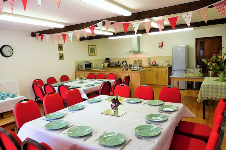 Party in the Old Dairy function room