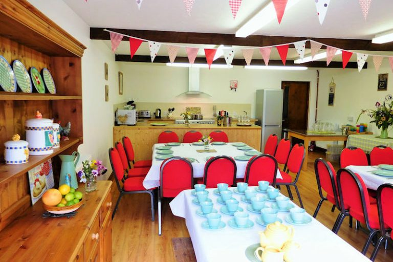 The Olde Dairy function room